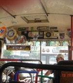 Bus El Salvador