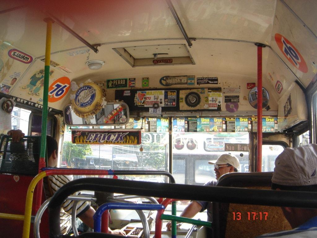 Ônibus El Salvador