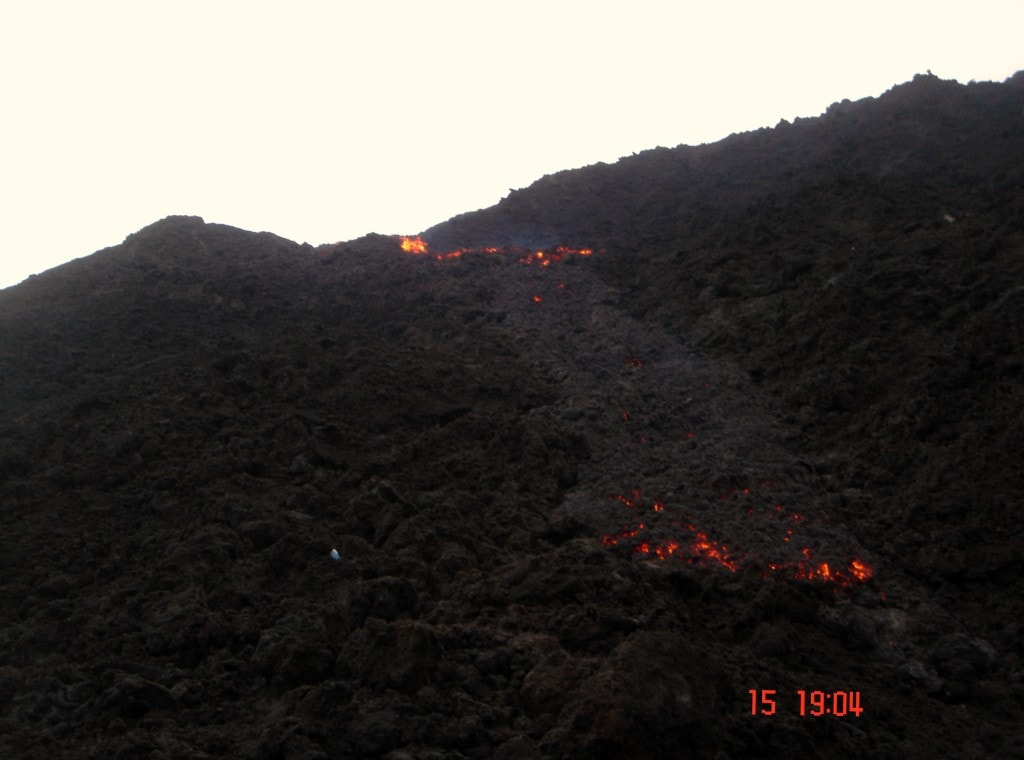 Lava Volcano Guatemala