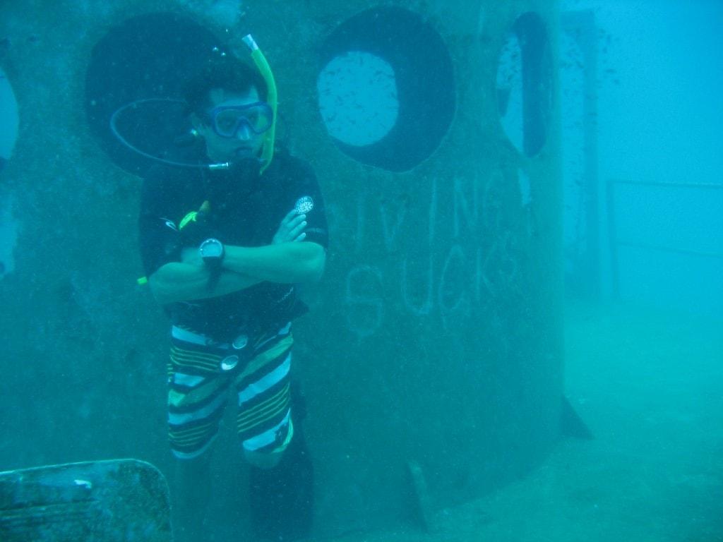 Diving Sucks - Curso Divemaster Trainee: Como Participar