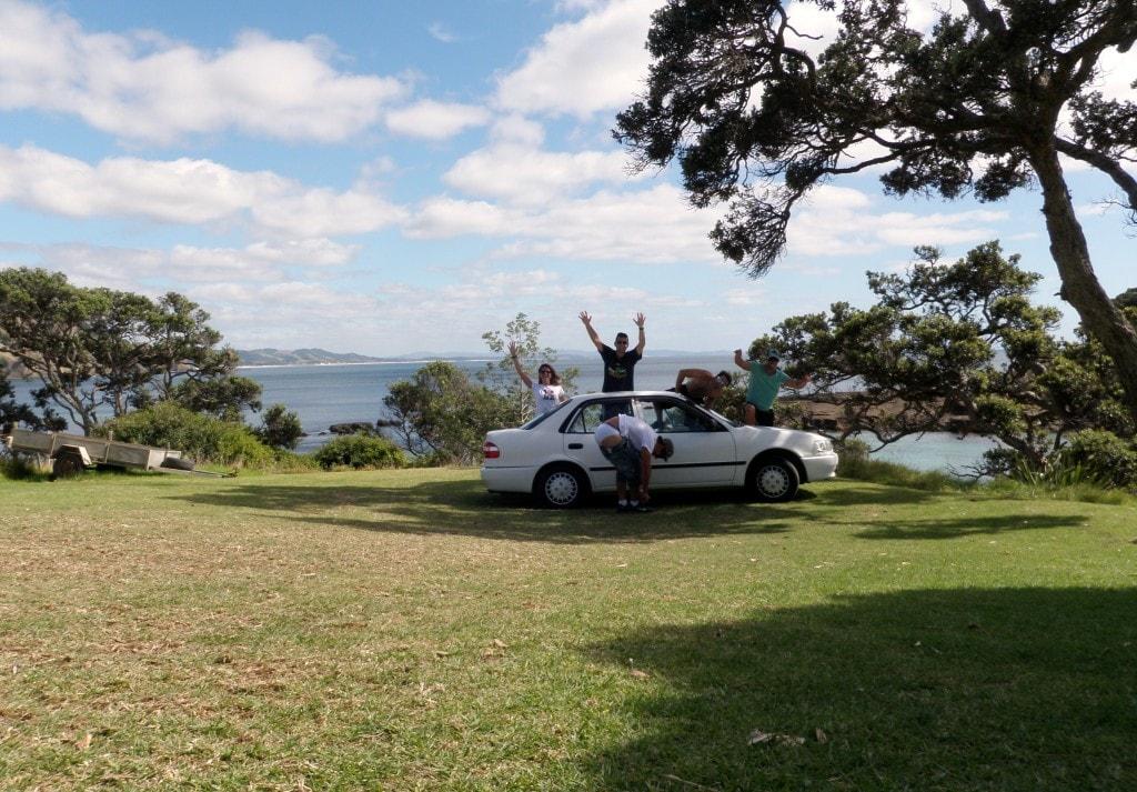 Viagem de Carro Nova Zelândia