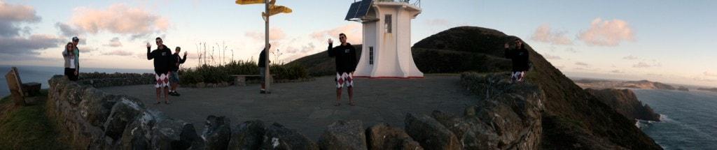 Cabo Norte Nova Zelândia