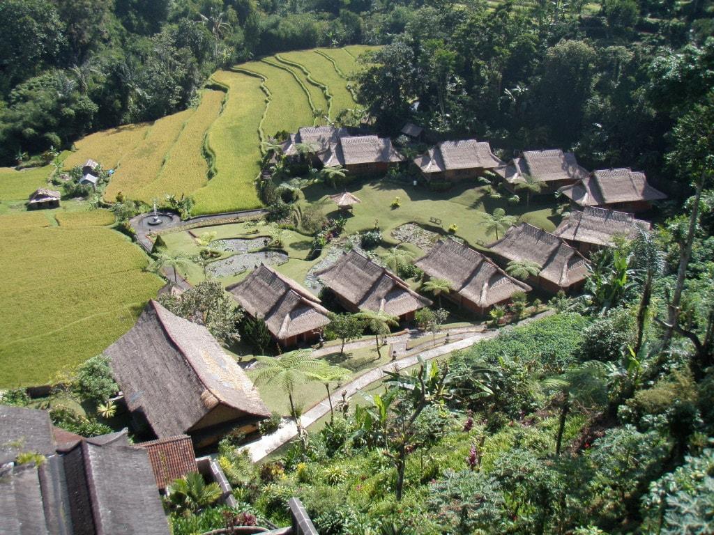 Houses Bali