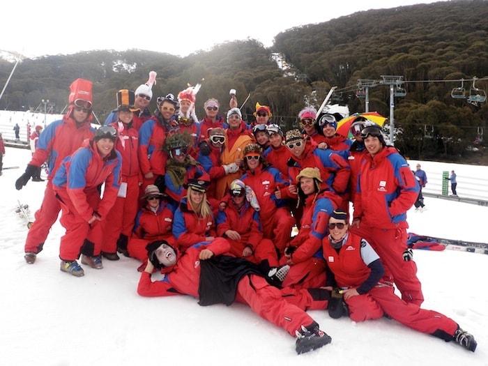 Instrutor de Esqui e Snowboard
