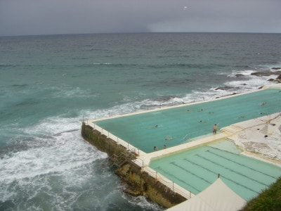 Bondi Swimming pool