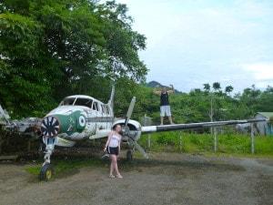 Avião de Drogas em Capurgana