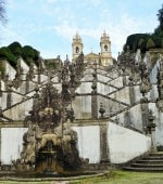 Bom Jesus do Monte Church, Braga, Portugal