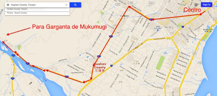 Garganta de Mukumugi