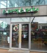 Korean Starbucks