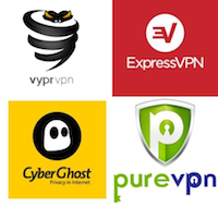 Best VPNs for China
