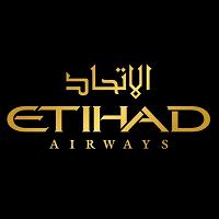 Etihad Black logo