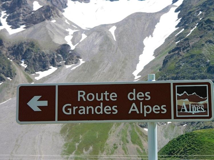 La Route des Grandes Alpes