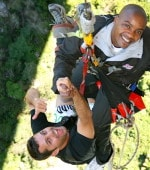 Bloukrans Bridge Bungy Jump 216 metres (709 ft)