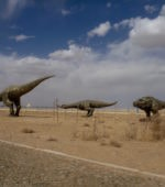 Erlian Erenhot Geopark Dinosaur