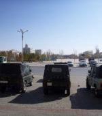 Erlian Erenhot Jeep border