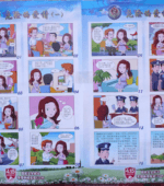 China foreign spy comic Beijing