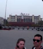Mao Statue Chengdu