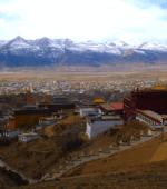 Litang Chode Monastery Tibet China