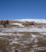 Litang Tibet China Sky Burial