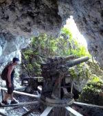 Japanese Canon in Peleliu Palau