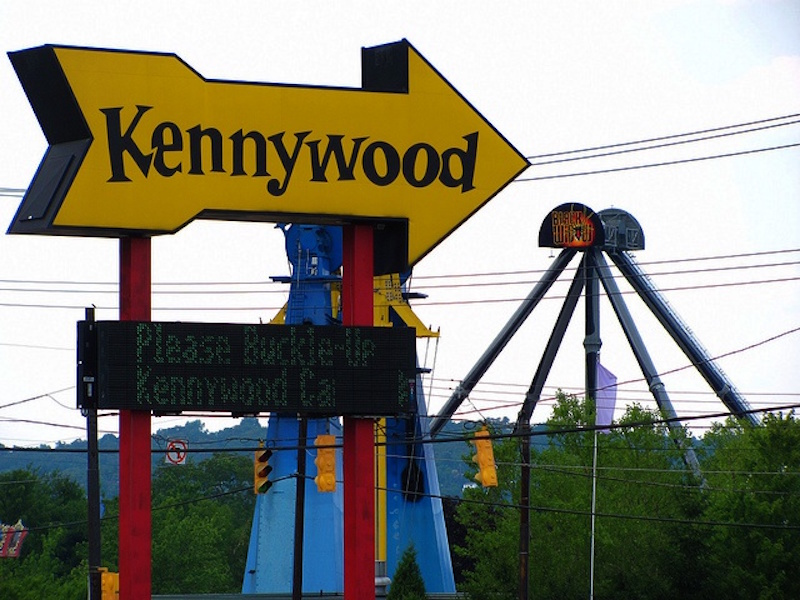 Kennywood Park Pittsburgh