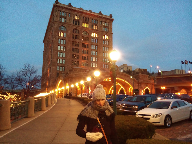 Pittsburgh central train station