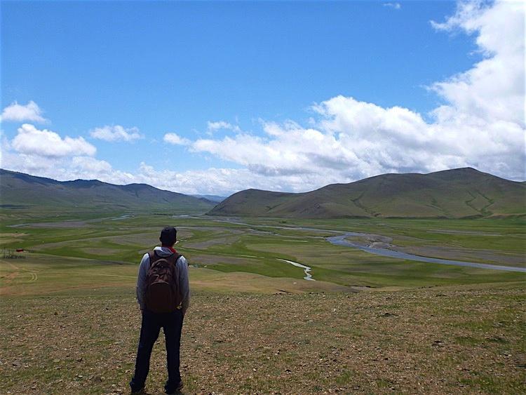 Orkhon River Mongolia