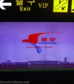 Pyongyang North Korea International Airport