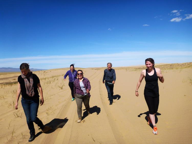 Gobi Desert Golden Gobi Tour Mongolia