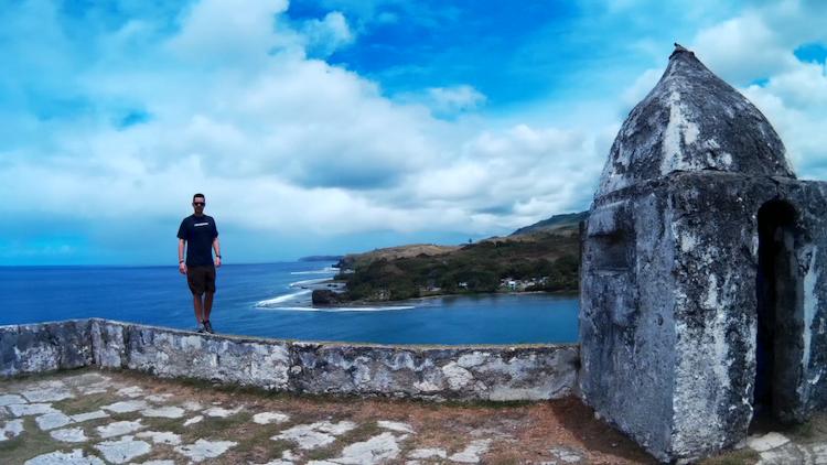 Spanish Fortress Guam 2