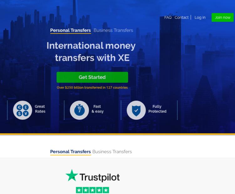 Cheap International transfers