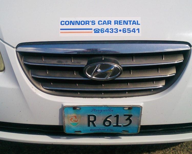 Car rental in Anguilla 1