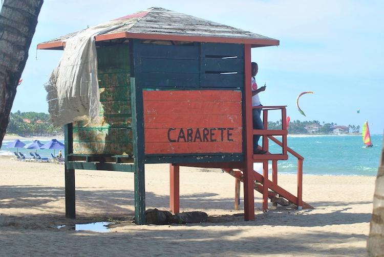 Cabarete Sign