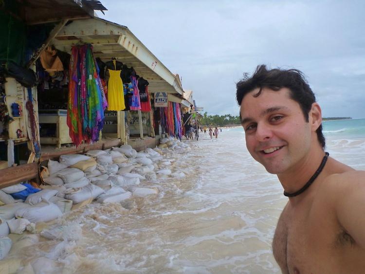 Punta Cana Global Warming
