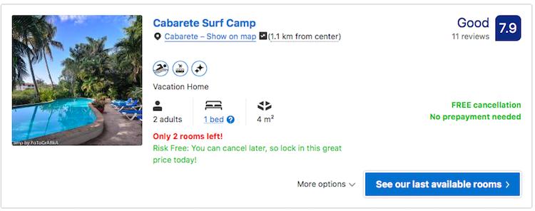 Surf Camp in Cabarete