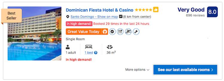 Resort in Santo Domingo