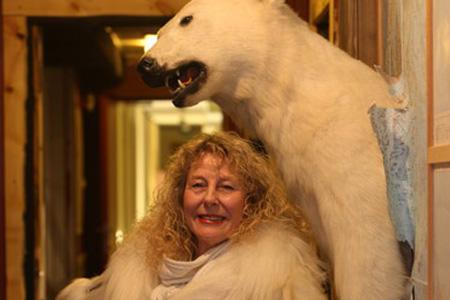 Mary Ann's Polarrigg Svalbard Norway Arctic accommodation