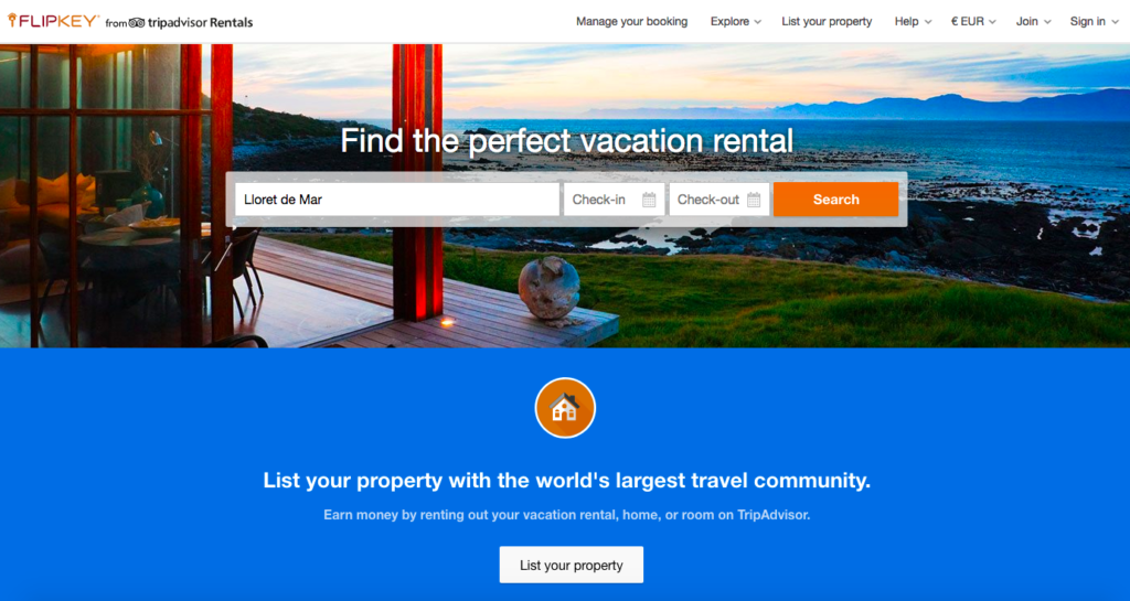 How to rent out your home with Flipkey
