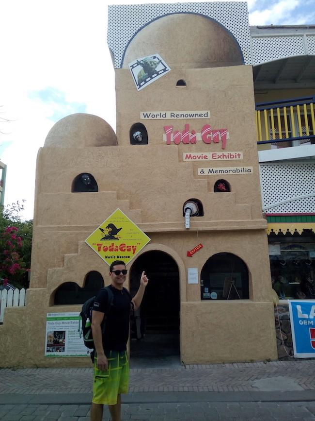 Yoda Guy Museum St Maarten