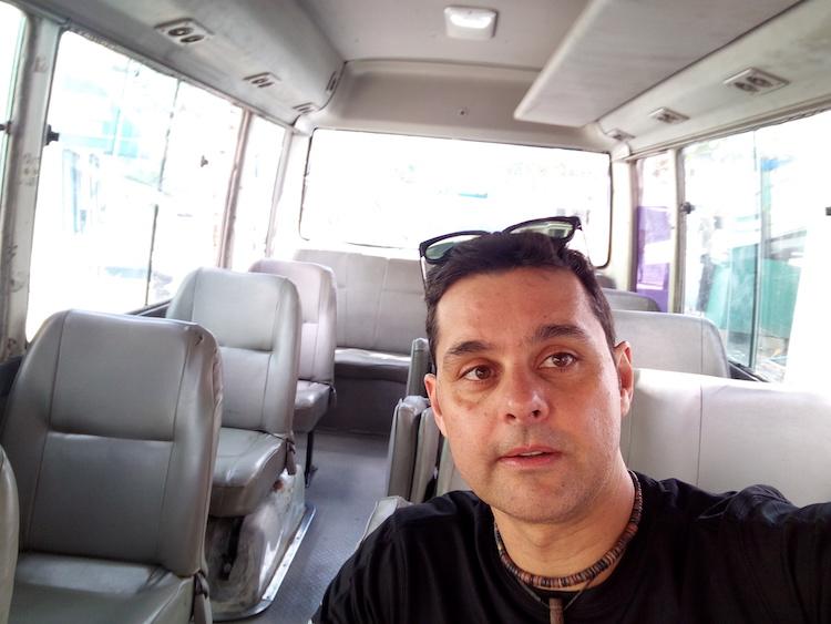 Bus Saint Martin