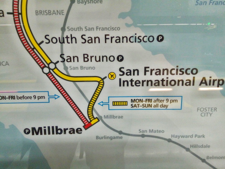 BART to Silicon Valley