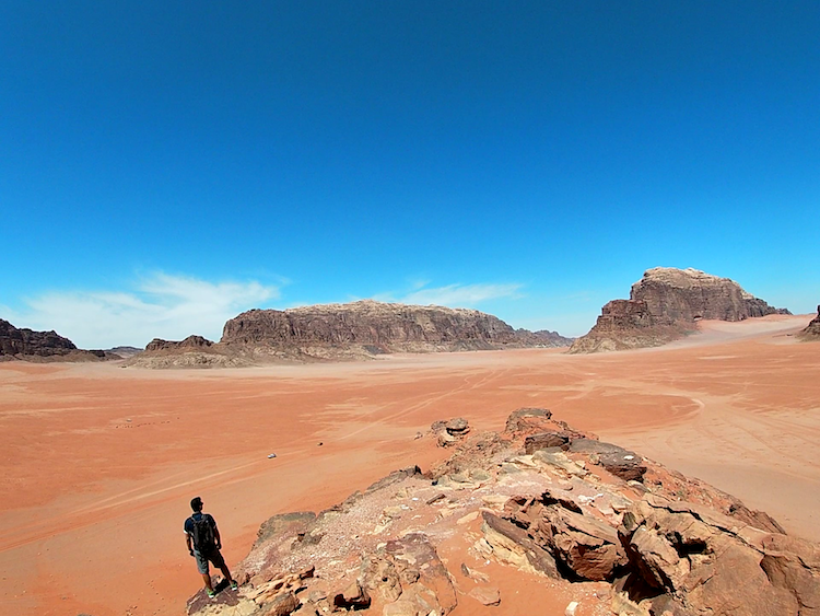 Aqaba desert