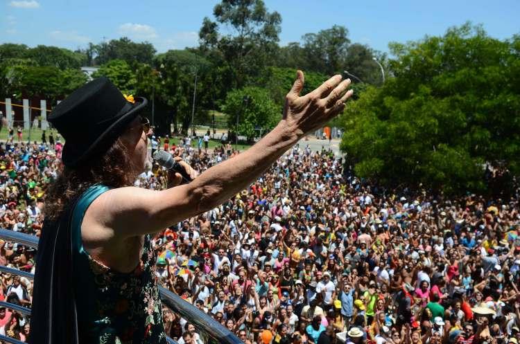 Brazil street carnival