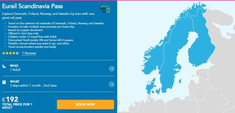 rail-europe-scandinavia-pass