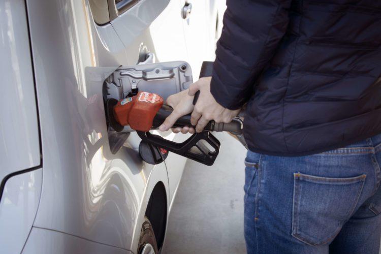 rental car fuel