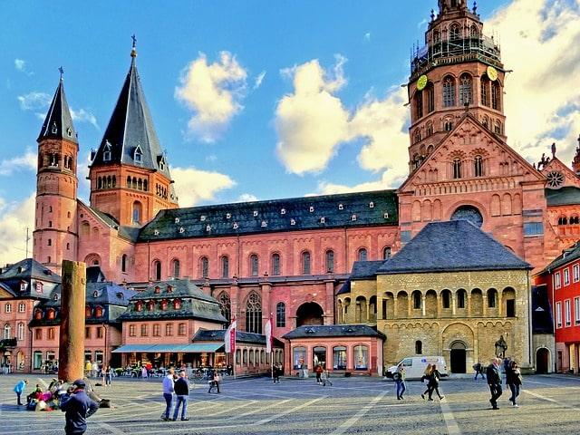Mainz germany