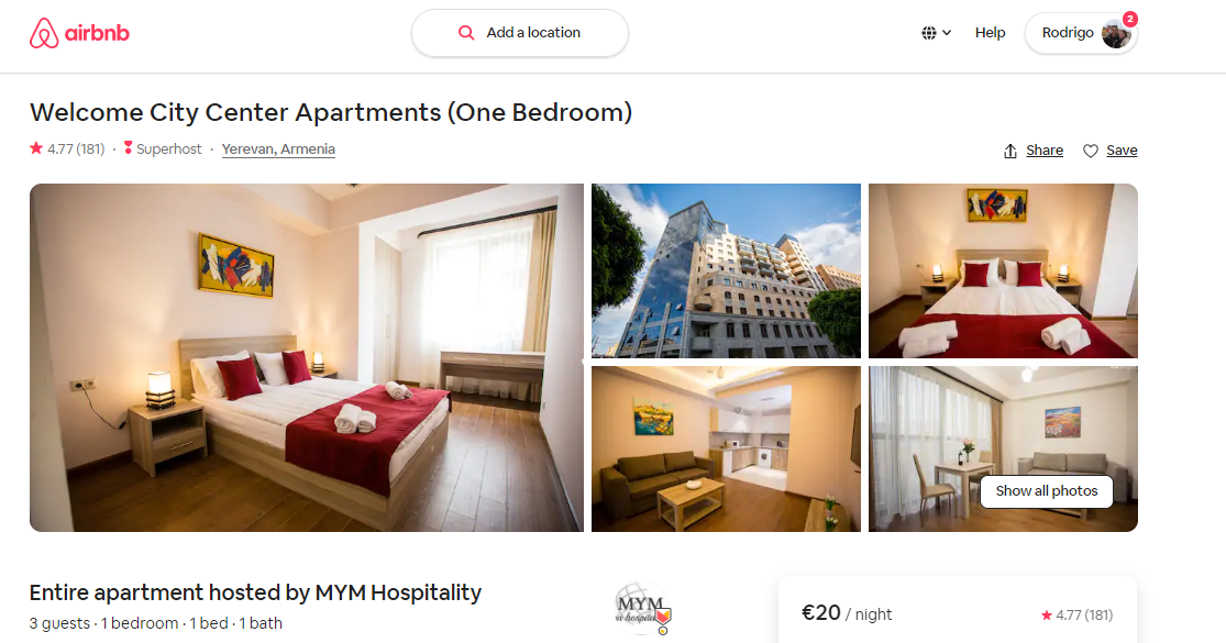available photos airbnb