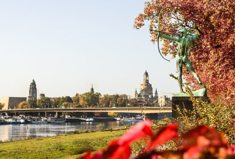 travel to dresden