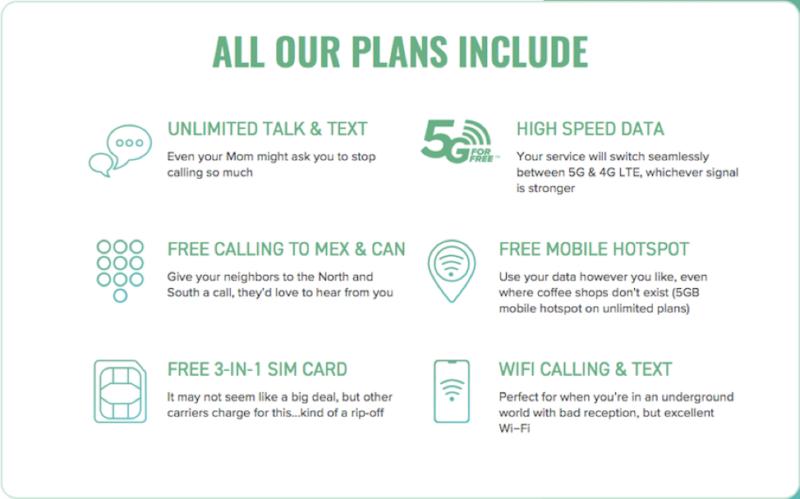 Mint Mobile benefits