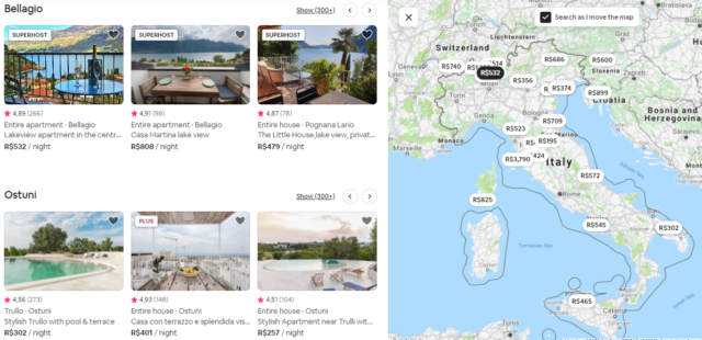 Airbnb - 5 Best Websites to Find Long-Term Accommodation